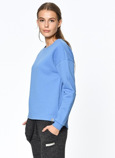 Bisiklet Yaka Sweatshirt-Only Play